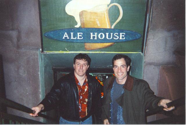 The Mathu Party Page Nyc Barhopping Barrow Street Ale House